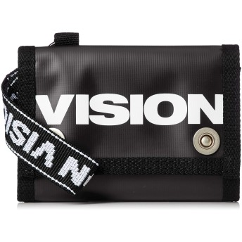 [ヴィジョンストリートウェア] ウオレットM VSTP100 VSTP100 BK ブラック