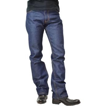 LEVI'S [リーバイス] 517 ORIGINAL BOOT CUT [デニム ジーンズ ジーパン パンツ ブーツカット 00517]リジッット ノンウォッシュ(未洗い) 本国USAライン (W36xL30, RIGID:リジット)