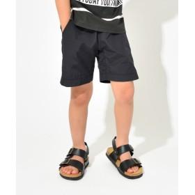 【50%OFF】 ブランシェス ナイロンハーフパンツ(90~150cm) レディース ブラック 130cm 【branshes】 【セール開催中】