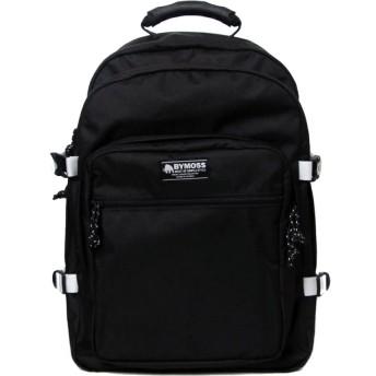 [バイモス]BYMOSS マキシマム リュック 4シリーズ男女兼用 (Maximum Backpack 4Series) (ブラックホワイト) [並行輸入品]