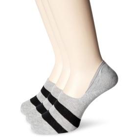 [オカモト] 脱げない ココピタ 3足組 フットカバー 深履き メンズ O570-2413 グレー 25-27cm
