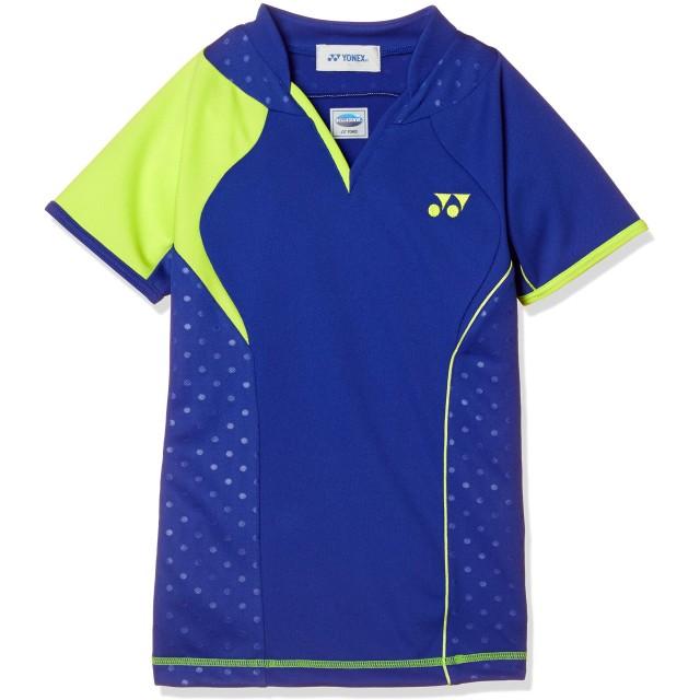 [ヨネックス] テニスウェア ゲームシャツ 20443J [ガールズ] ミッドナイトネイビー (472) 日本 J120 (日本サイズ120 相当)