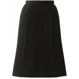 Aラインスカート(アンジョア)51453 ブラック 制服