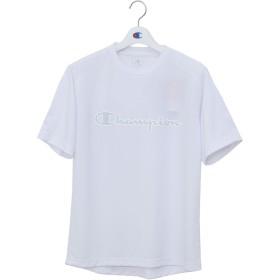 [チャンピオン] DRYSAVER Tシャツ C3-KS312 メンズ ホワイト 日本 XL (日本サイズXL相当)