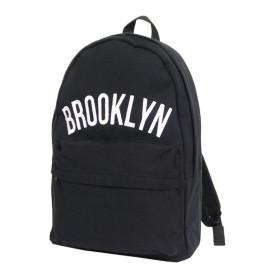 (ブルックリン)BROOKLYN スウェット デイパック (BK:ブラック)
