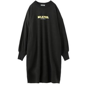 【MILKFED.:ワンピース】WIDE L/S DRESS