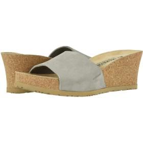 [メフィスト] レディースサンダル・靴 Lise Light Grey Nubuck 40 (US Women's 10) (27cm) B [並行輸入品]