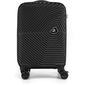 [カメレオン] スーツケース 公式 カミ サンロクマル Spinner 55/20 TSA 機内持ち込み可 保証付 34L 55 cm 2.8 kg 122992 ストームブラック