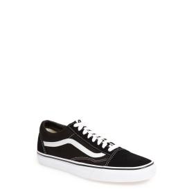 バンズ シューズ スニーカー Vans 'Old Skool' Sneaker (Men) Black [並行輸入品]