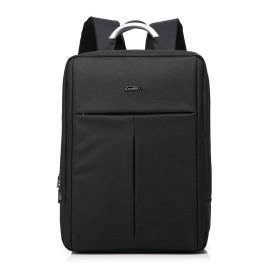 ビジネスリュックサック ノートPC収納対応 iPad&タブレット専用ポケット 茶色