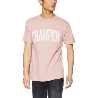 [チャンピオン] Tシャツ C3-P333 メンズ ペールピンク 日本 L (日本サイズL相当)