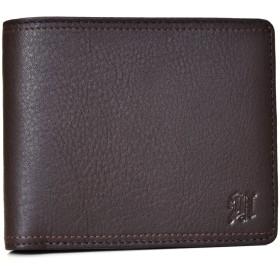 ニコル【NICOLE】〔メンディ2〕二つ折り財布 <7304200-41> (チョコ)