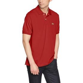 (ラコステ)LACOSTE ラコステL.12.12ポロシャツ(無地・半袖) L1212AL 240 レッド 004