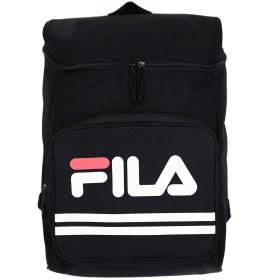 (フィラ)FILA スクエアバックパック ブラック