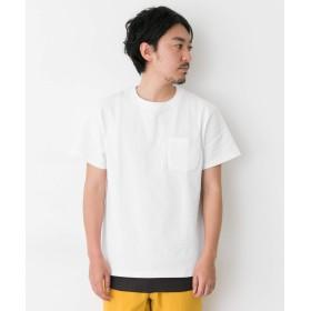 [サニーレーベル] tシャツ JEMORGAN×SonnyLabel 度詰め天竺ビッグTシャツ メンズ オフ M