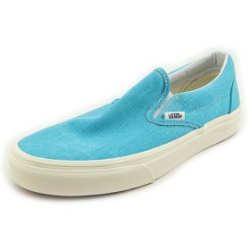 Vans 靴  Classic Slip-On (Washed) 青 Peacock 38