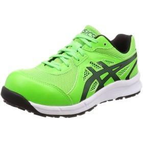 [アシックス] ワーキング 安全靴/作業靴 ウィンジョブ CP106 JSAA A種先芯 耐滑ソール フラッスウリーン/ハンターグリーン 21.5 cm 3E