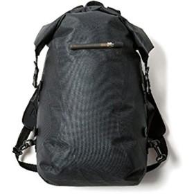 (エフシーイー)F/CE バックパック NO SEAM ZIP LOCK BAG フィクチュール FICOUTURE Black fic-048-Black