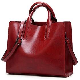 人気の本革トートバッグ A4サイズ どの色も綺麗 大容量のカバン 2wayトートバッグ レディース ショルダー バッグ