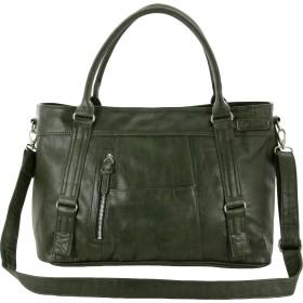 [トリックスター] TRICKSTER RIDLEY 2way shoulder boston bag tr59 KHA (KHAKI)