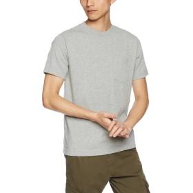 [チャンピオン] Tシャツ C3-M349 メンズ オックスフォードグレー 日本 XL (日本サイズXL相当)