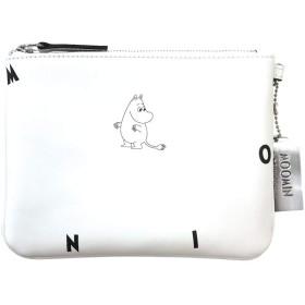 [Moomin by Mozo] 2WAYポーチ&ポシェット フィンランド発・ムーミンレザーバッグ レディース