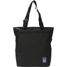 プラスエイチ(Plus H) トートバッグ タテ型 A4 フルカラー刺繍 持ち手調節可能 メンズ レディーズ PH8269 (ブラック・B)