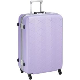[サンコー] スーツケース フレーム SUPER LIGHTS MG-C 軽量 消音/静音キャスター MGC1-69 93L 69 cm 4.2kg エンボスラベンダー