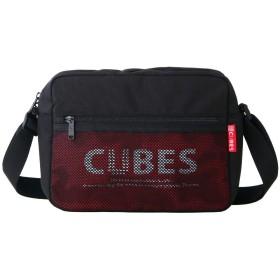 (キューブ) CUBES メッシュ ミニショルダー レディース メンズ cb-1328 (RED)