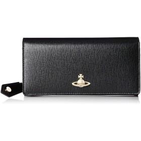[ヴィヴィアンウエストウッド] 財布 VICTORIA 51060025 ヴィクトリア ブラック [並行輸入品]