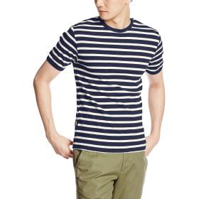[アヴィレックス] Tシャツ 6163371 メンズ ネイビー 日本 M-(日本サイズM相当)