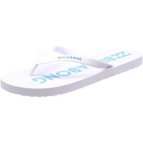 [ビラボン] ビーチサンダル 軽量 (EVAフッドベッド) [ AI011-957 / Thong Sandal ] おしゃれ ビーサン メンズ WHT_ホワイト US 27(27.0~27.5 cm)