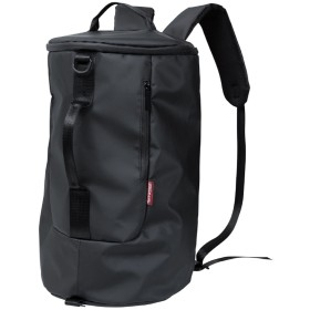 HIROMARUjp 防水 バッグ 3WAY 大容量 リュック ショルダーバッグ ハンドバッグ bag ブラック