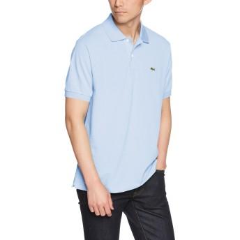 (ラコステ)LACOSTE ラコステL.12.12ポロシャツ(無地・半袖) L1212AL T01 ライトブルー 004