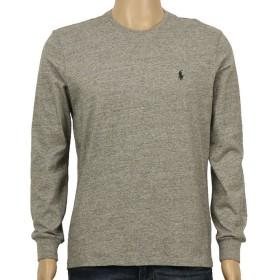 [ポロ ラルフローレン] POLO RALPH LAUREN 正規品 メンズ 長袖Tシャツ L/S CREW NECK TEE M 並行輸入品 (コード:4105670503-3)
