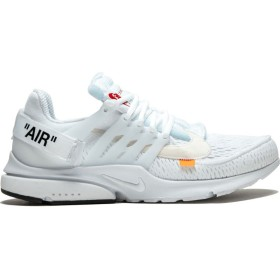 Nike Nike x Off-White The 10: Air Presto スニーカー - ホワイト