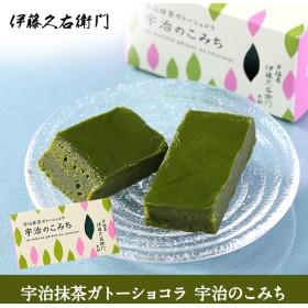 宇治抹茶ガトーショコラ 宇治のこみち 単品