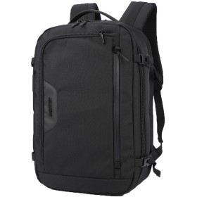 ビジネス リュック 2way メンズ 大容量 耐衝撃 180度の開閉 収納ポケット豊か PCバッグ バックパック 防水 通勤 通学 旅行 出張 15.6/17インチPCバッグ 2サイズ 3カラー(ブラック, 17inch)