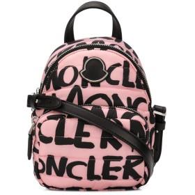 Moncler ロゴ ショルダーバッグ - ピンク