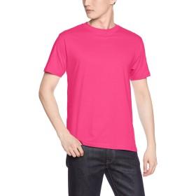 [プリントスター] 半袖 4.0オンス ライト ウェイト Tシャツ 00083-BBT [メンズ] ホットピンク 150cm (日本サイズ150相当)