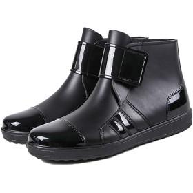 [ヘブンデイズ] Heaven Days レインシューズ 雨靴 レインブーツ ショート ベルクロ メンズ 1904L0260