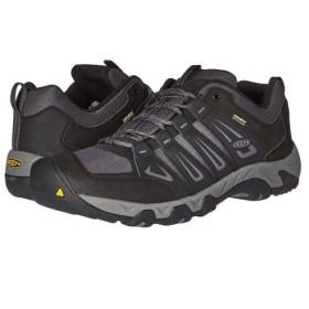 Keen(キーン) メンズ 男性用 シューズ 靴 スニーカー 運動靴 Oakridge Waterproof - Magnet/Gargoyle 11.5 D - Medium [並行輸入品]