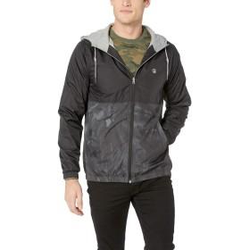 VOLCOM ボルコム メンズ ジャケット Ermont Jacket アウター ウィンドブレイカー ナイロン ナイロンジャケット 春 秋 冬 A1511704 BLC L