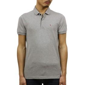 [ホリスター] HOLLISTER 正規品 メンズ スリムフィット ワンポイントロゴ 半袖ポロシャツ Stretch Shrunken Collar Slim Fit Polo XL 並行輸入品 (コード:4129810302-5) [並行輸入品]