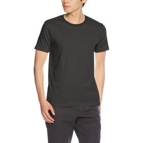 (ユナイテッドアスレ)UnitedAthle 5.0オンス レギュラーフィット Tシャツ 540101 165 スミ M