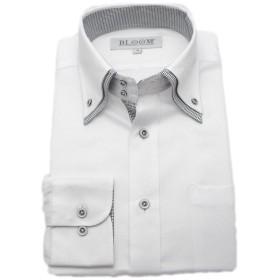 (ブルーム) BLOOM オリジナル 長袖 ワイシャツ 形態安定 6 S