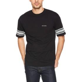 [コロンビア] ダグラストレイルショートスリーブTシャツ PM1520 M ブラック