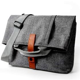 JANSBEN メッセンジャーバッグ 斜め掛け 鞄 男性用 トート ハンドバッグ ショルダーバッグ 2WAY メンズ レトロ