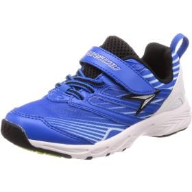 [シュンソク] 運動靴 通学履き 瞬足 スパイク 耐久性 軽量 19~25cm 2E キッズ 男の子 SJJ 5990 ブルー 23 cm