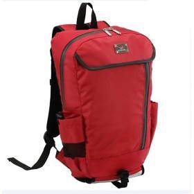 MIZUNO(ミズノ) ザック バッグ リュックサック トラベル 旅行 レッド 赤 12L